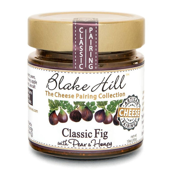 CLASSIC FIG JAM WITH PEAR & HONEY