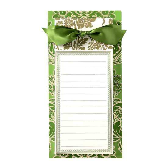 ANNA GRIFFIN GREEN COLLECTION LIST PAD