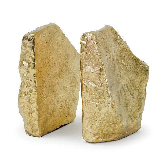 ROCK BOOKENDS