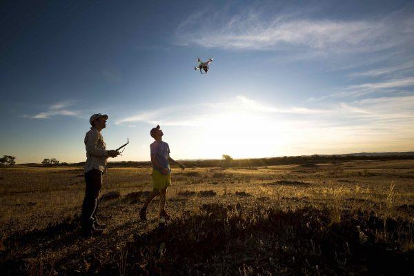Gavin Rawlings Drone