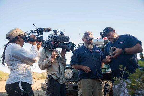 Filming LowRange