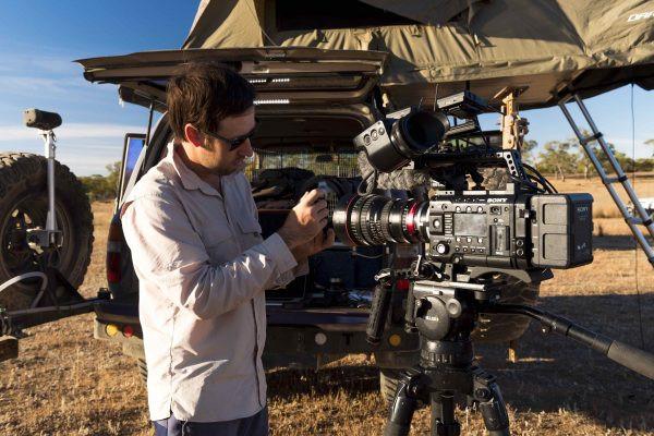 Gavin Rawlings Sony F55