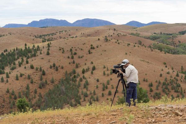 Gavin Rawlings Filming