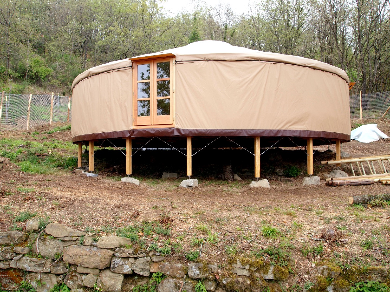 Tuscany, Arezzo - 9 mts yurt