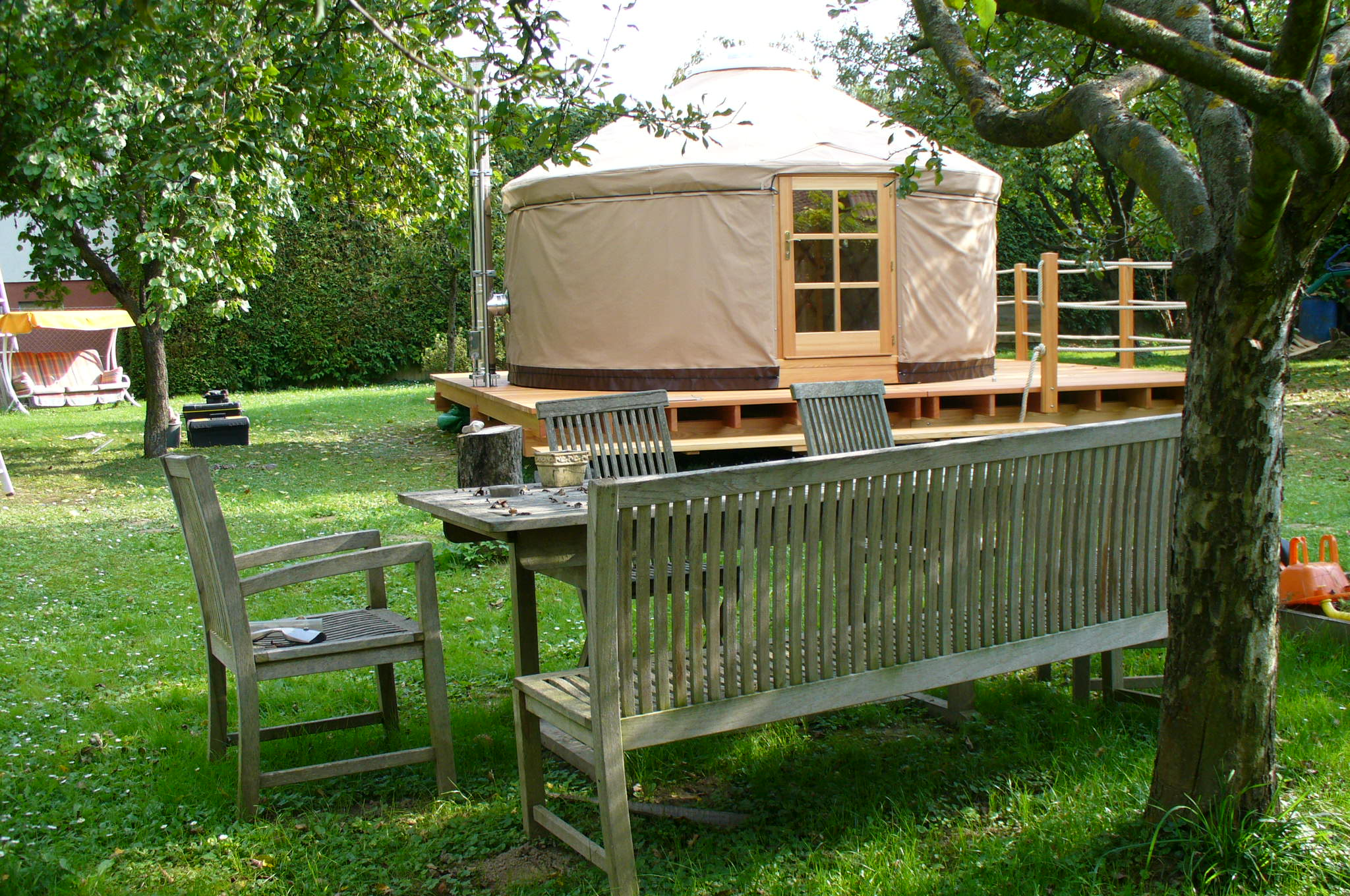 Krems an der Donau - 4,5 meters yurt
