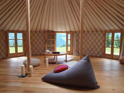 8 meter yurt