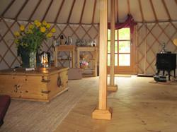 6 meter yurt