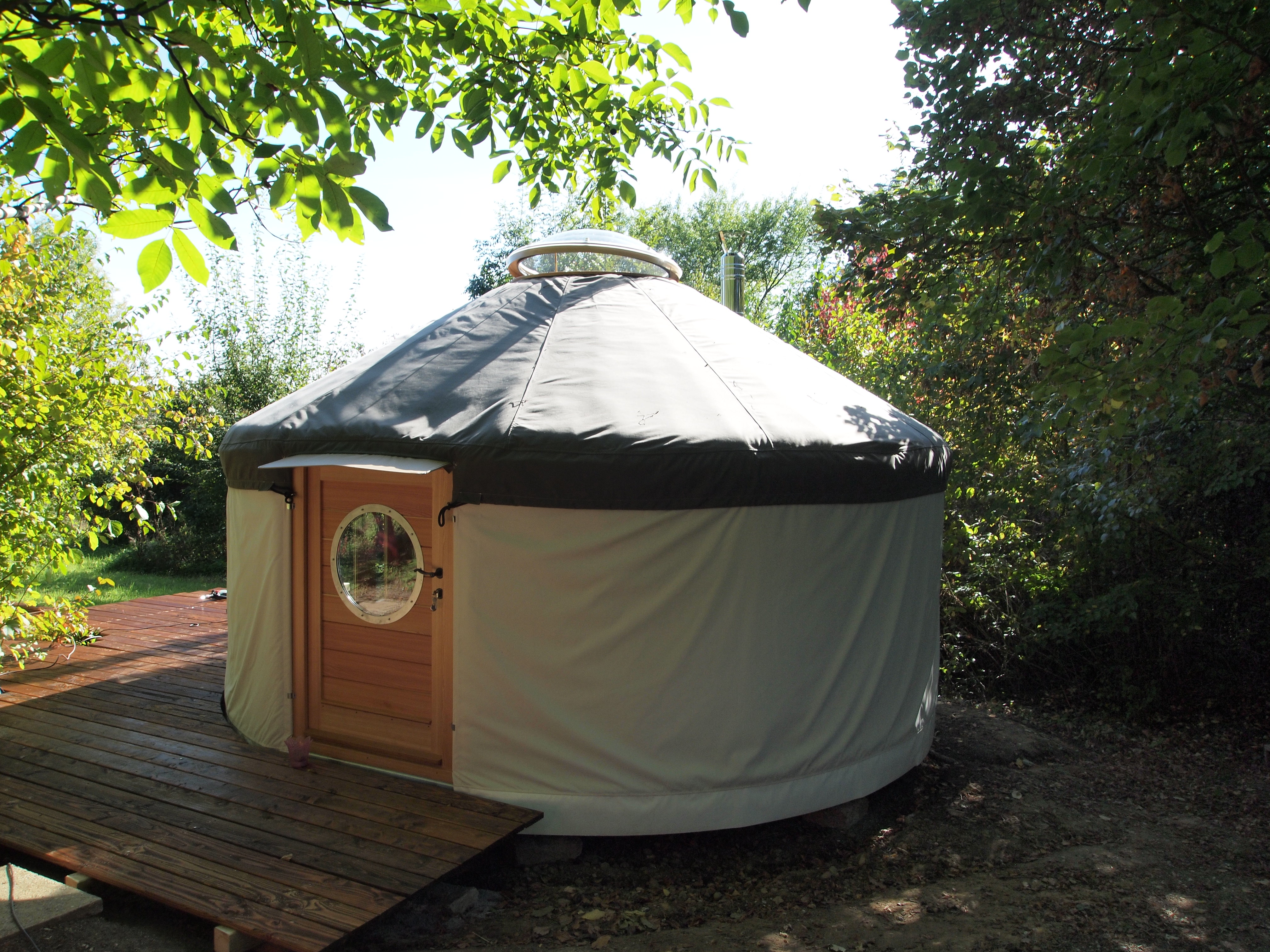 Holiday yurt - Stuttgart, Germany