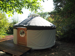 450cm yurt, Stuttgart Germany
