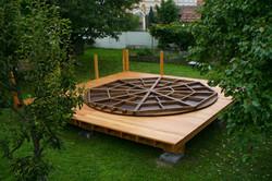 500cm platform - Austria