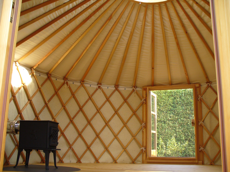 4,5m yurt