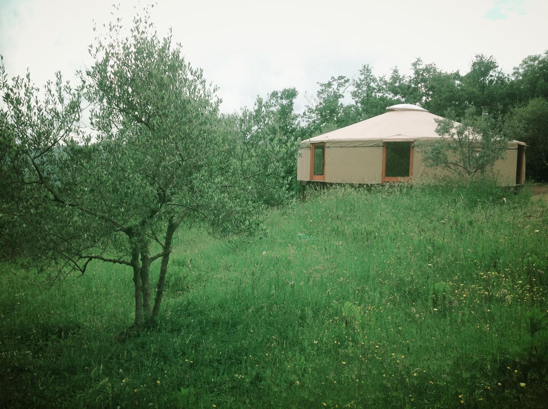 9,3 meters yurt