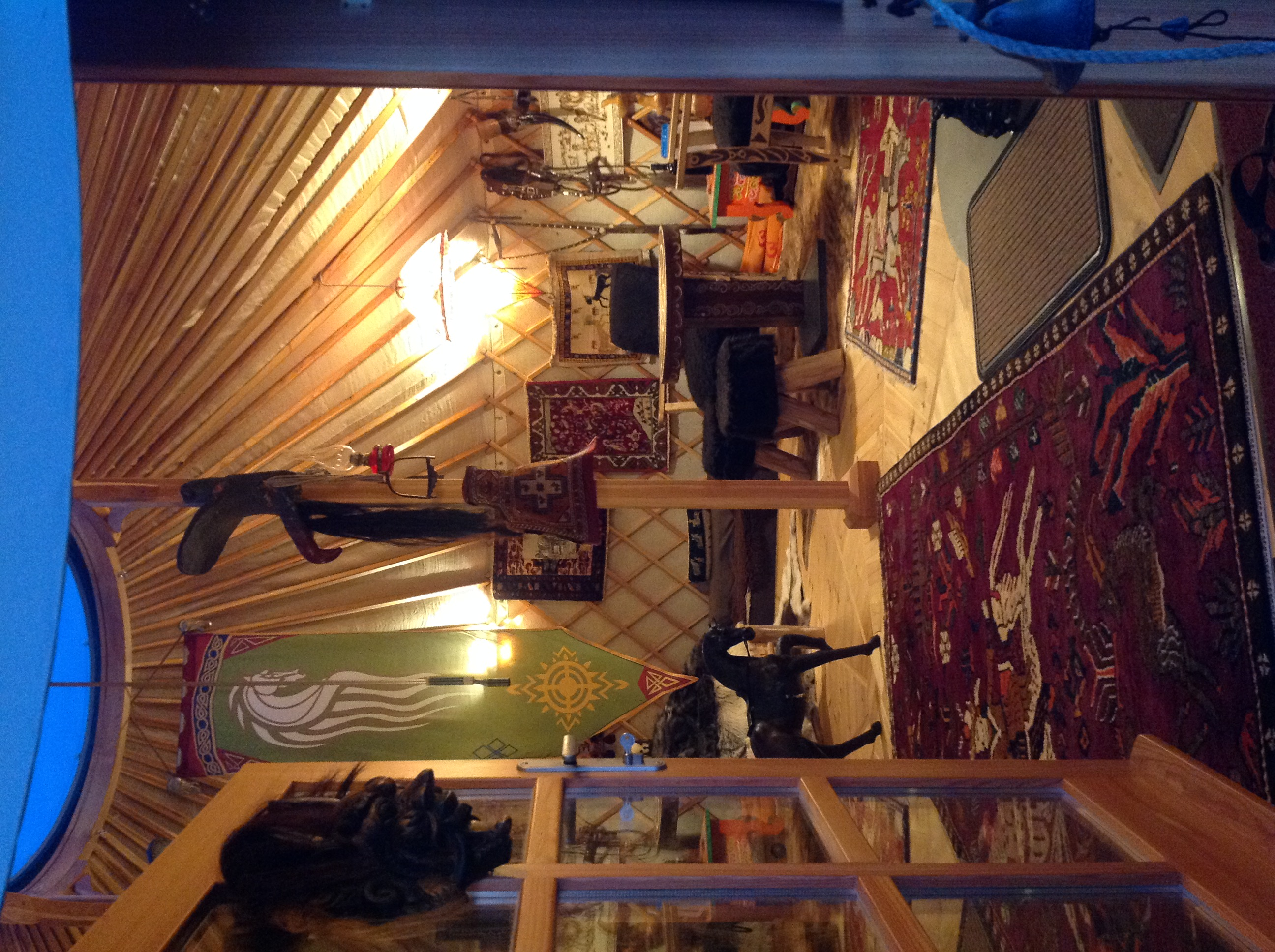Laa an der Thaya - 6,5 mts yurt
