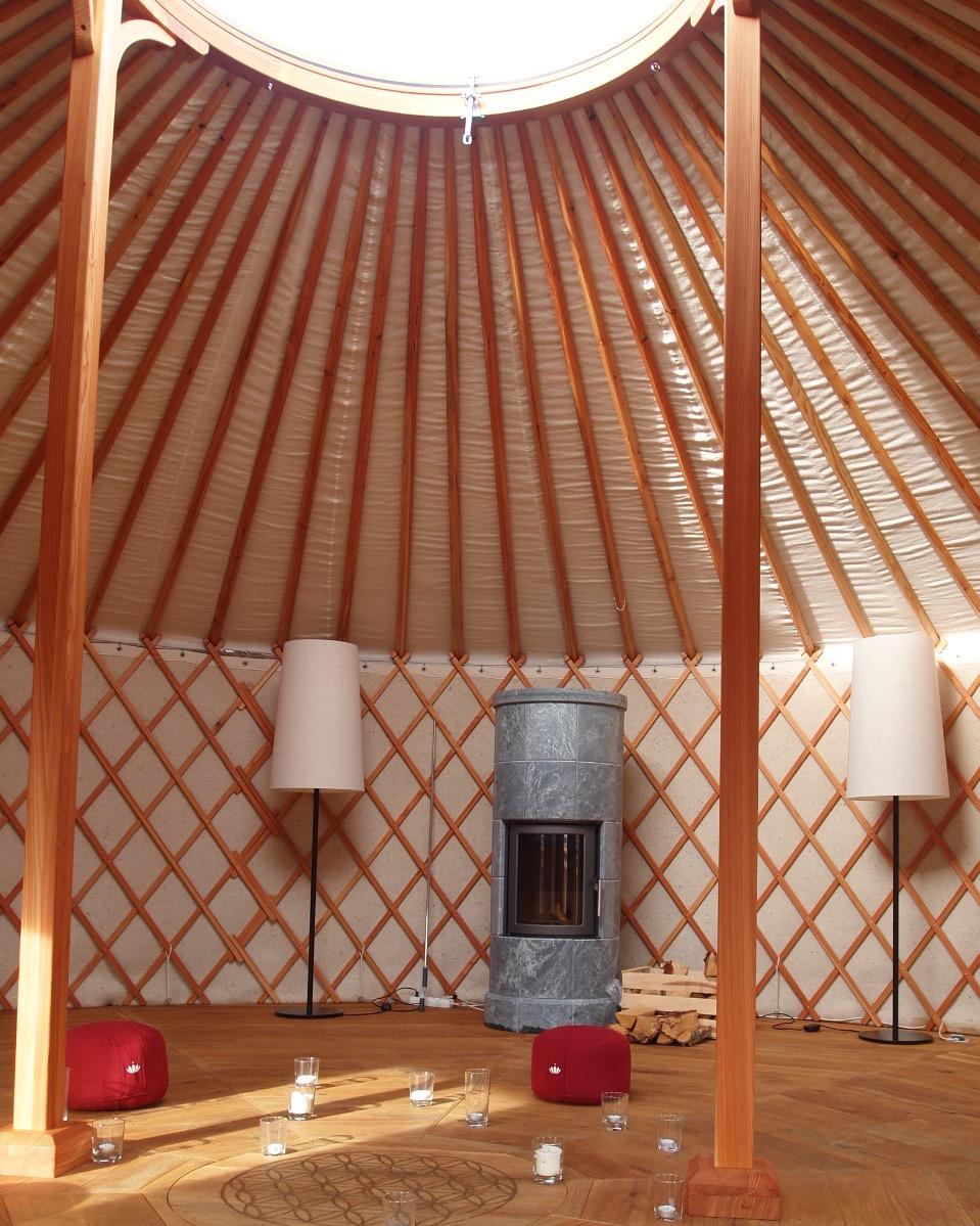 Seminary yurt, Austria