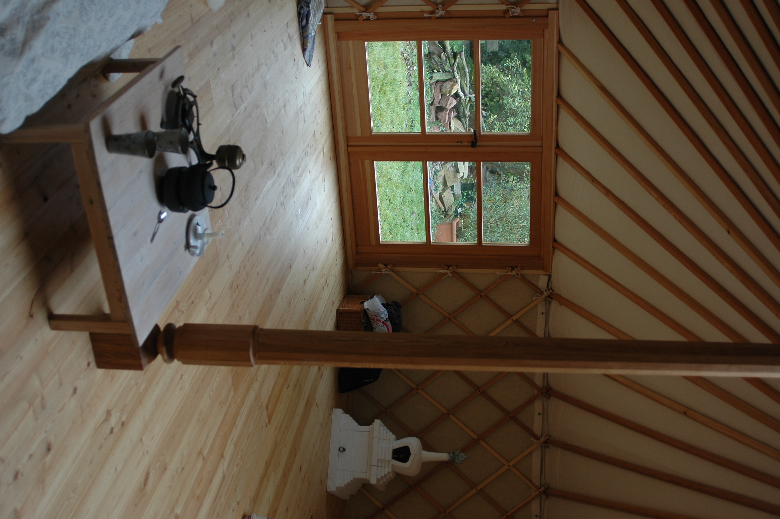 Heidelberg / Geramany / 8mts yurt