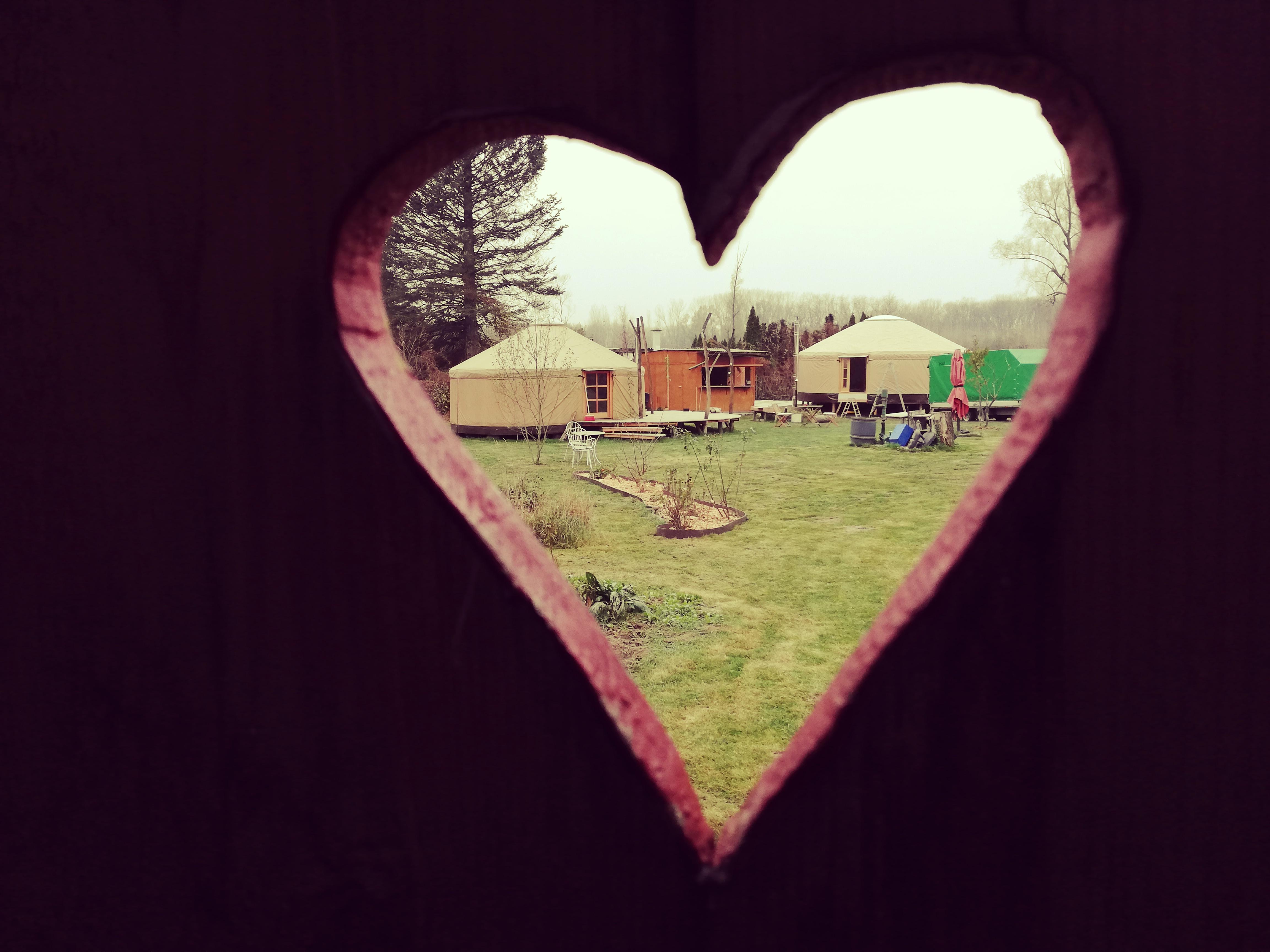 Reiki yurt and Zenbodytherapy