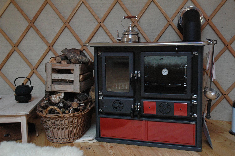 Kamna s pecí -  Nordica Rosetta