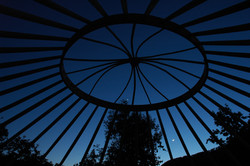 Kyrgyz crown for 4,5 meters yurt
