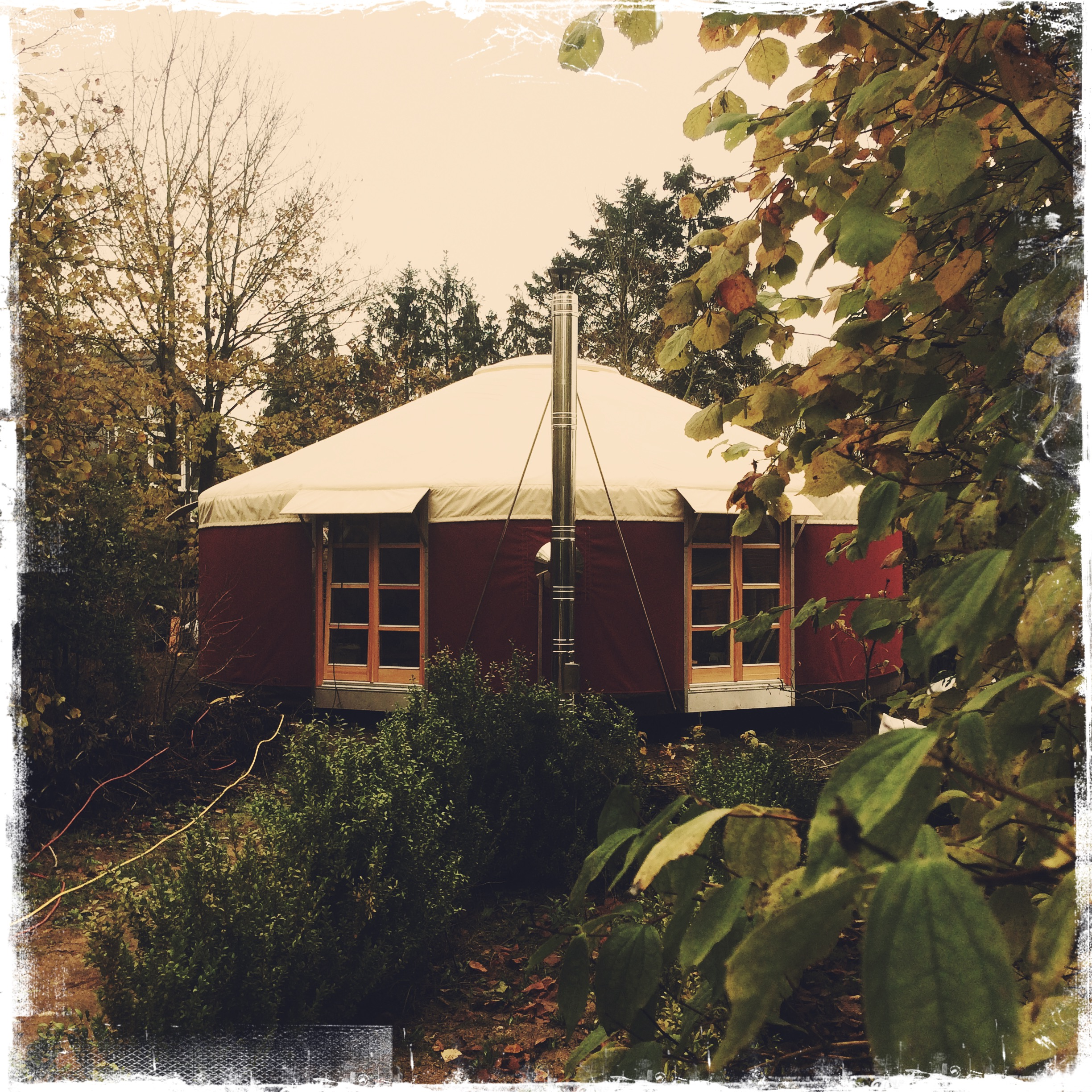 8mts Yurt - Hamburg Germany