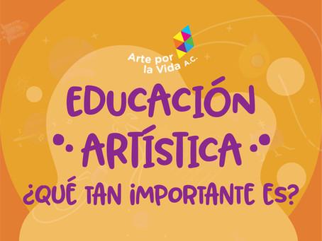 Educación artística:                                                    ¿Qué tan importante es?