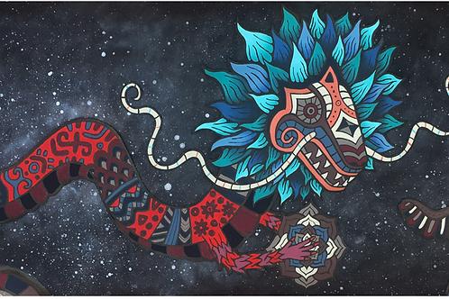 "Pintura ""Multiculturalidad"" - Bili Bala"