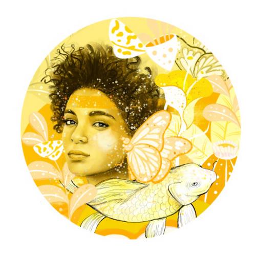 "Gliceé ""Moments of light l"" - Sofía Castellanos"