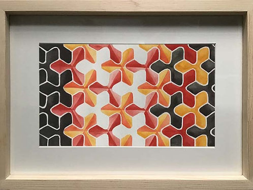 """Pintura """"Transmuta Zero"""" - Raúl Sisniega"""