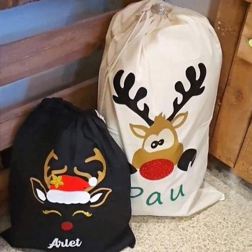 Saco Navidad Personalizado