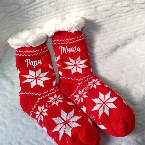Calcetín Navidad personalizado