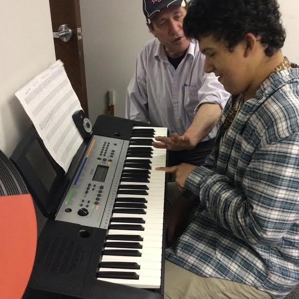 C.A.N.V.A.S. Philadelphia Music Therapy / Instrumentation