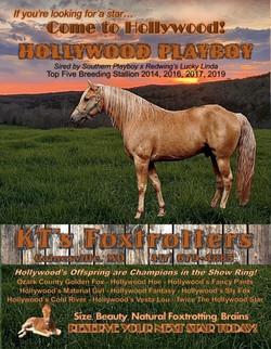 Hollywood Playboy Ad (Kenneth and Carol