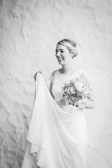 Bespoke bridal gown made by NutMeg Couture in Glasgow.   Scottish wedding dress designer.   Wedding dress. Bridal Gown. Dressmaker.  Dressmaker in Glasgow. Bespoke Bridal. Scotland Wedding.  Bride.  Bridal Gown. Couture Bridal Gown.