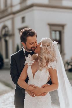Bespoke Re-design Bridal Gown