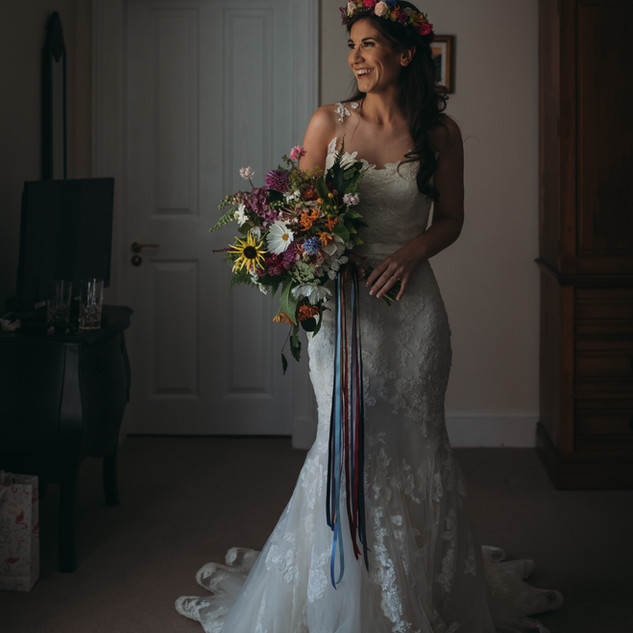 Bespoke Redesign Bridal Gown