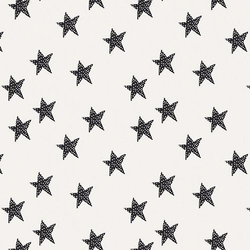 STARS BLACK & WHITE