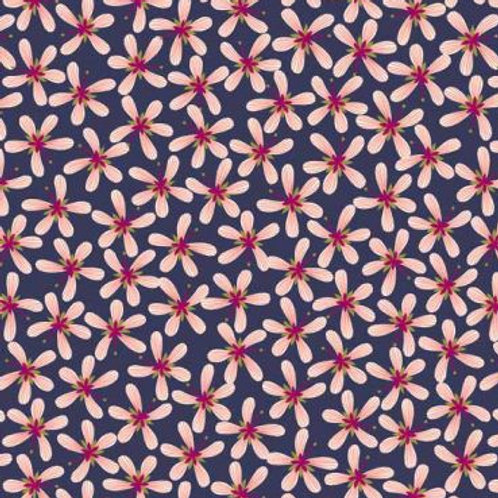 LITLLE FLOWERS NAVY