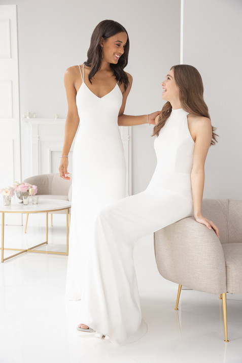Ivory Bridesmaids | Occasionwear | Spring 2019 Collection >