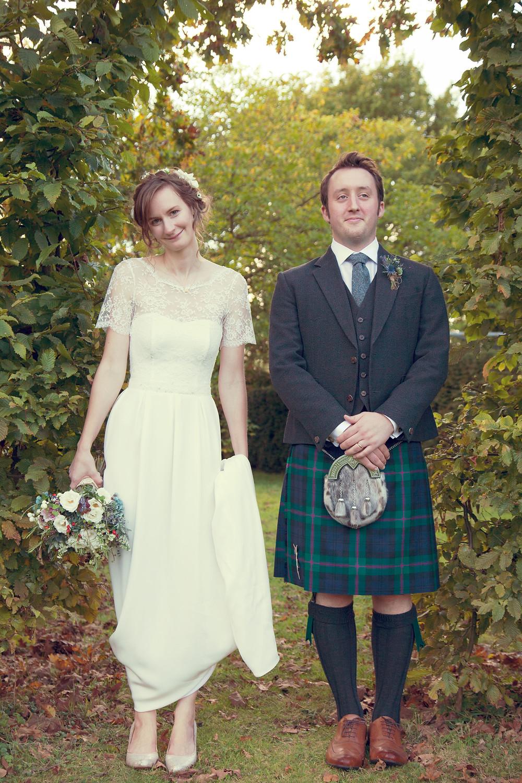 Nutmeg Couture Wedding Dress - Rachel