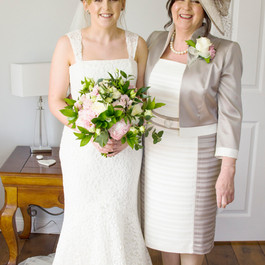 Alterations, Strap addition and Veil