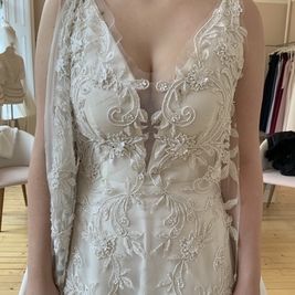 Planning the lace placement