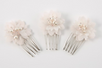 Floral Mini Combs