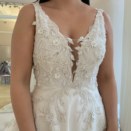 Final lace placement additions