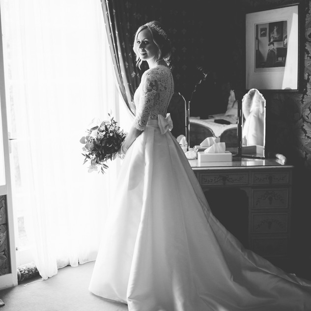 Alterations, Bespoke Bow and Bustle