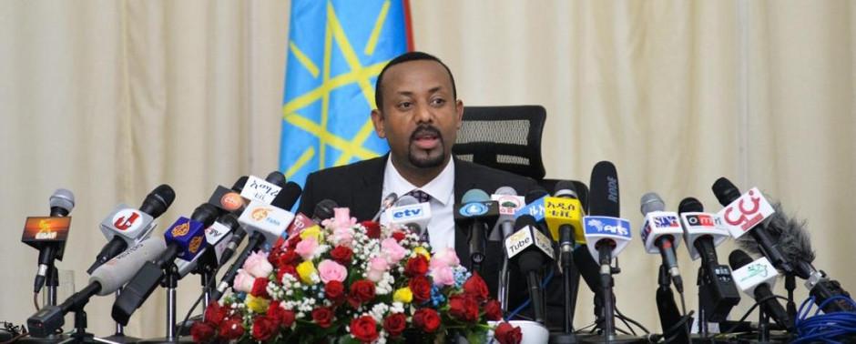 Toimittajien uusi aikakausi Etiopiassa