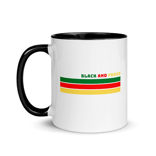 Black and Proud Mug