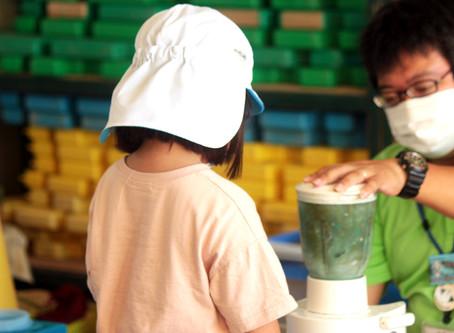 【学びプロジェクト #003】世界でたった一枚の「ぞうさんペーパー作り」