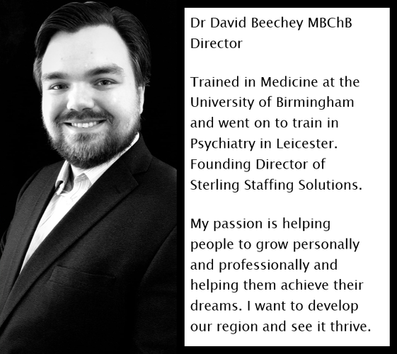 David Beechey | Sterling Staffing Solutions | Recruitment Agency