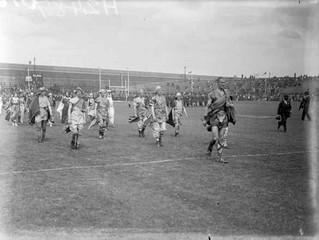 Ancient Irish Olympics - The Lughnasa Games at Telltown