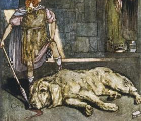 How Cú Chulain Got His Name - Restitution In Irish Mythology