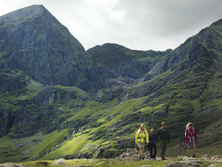 The Names and Meanings of Ireland's 10 Highest Peaks in the MacGillycuddy Reeks, County Kerry.